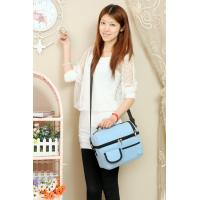 Vcoool: Breast Pump/Cooler Bag, Light Blue