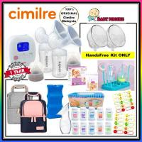 Cimilre F1 Breast Pump + Hands Free Cups